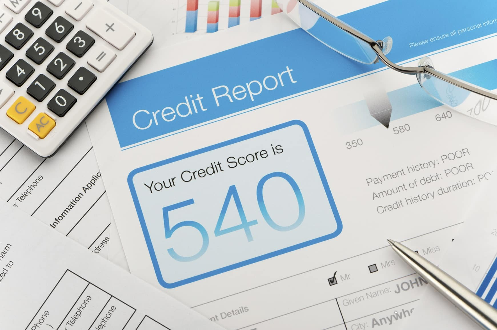 What Is Bad Credit Financing?