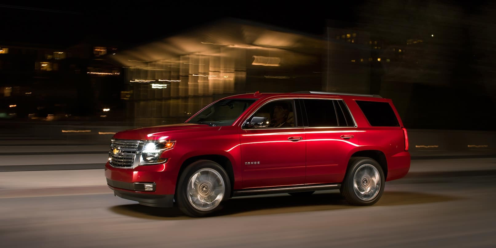 Check Out the Chevy Tahoe!