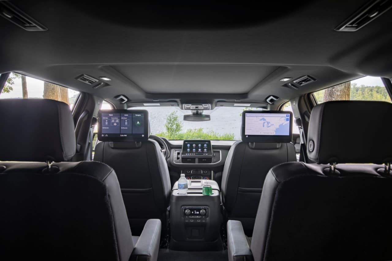 Which 2021 Chevrolet SUVs Have Third Row Seating?