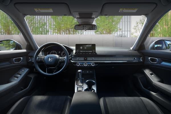 2022 Honda Civic Dashboard