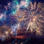 Fireworks in Denver