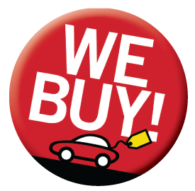 We Buy Cars logo