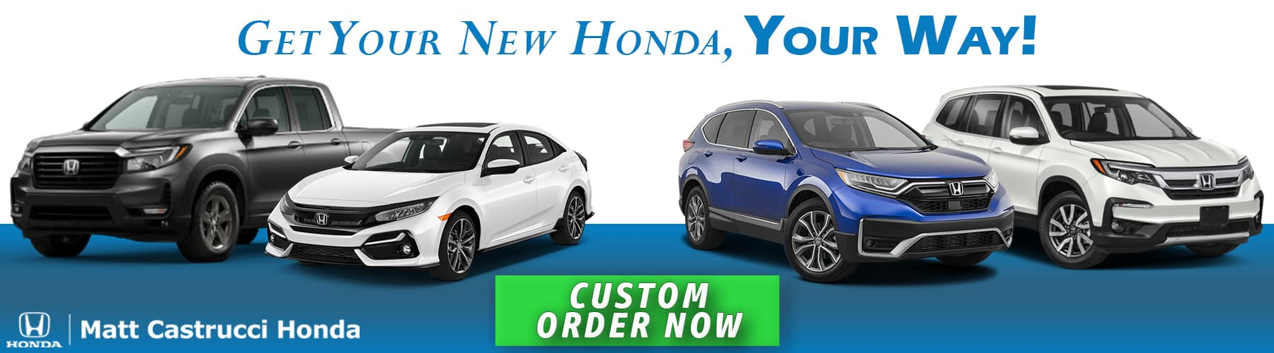MCA Honda Custom Slider REV