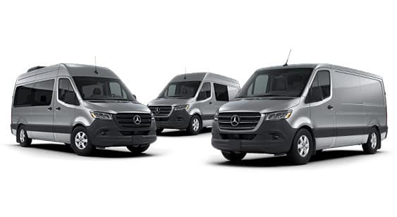New 2020 Sprinter Van