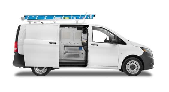 New 2020 Metris Van