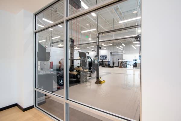 Workshop Viewing Window