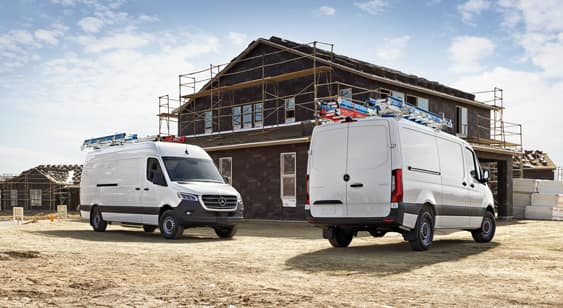 Fleet 2020/21 Sprinter Van