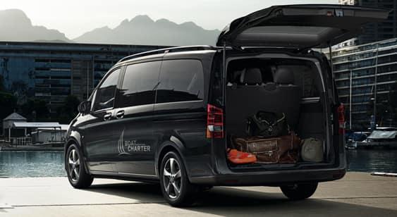 Fleet 2020/21 Metris Van