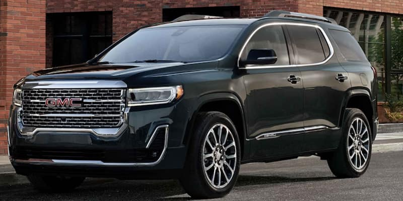 New GMC Acadia for Sale Jacksonville NC
