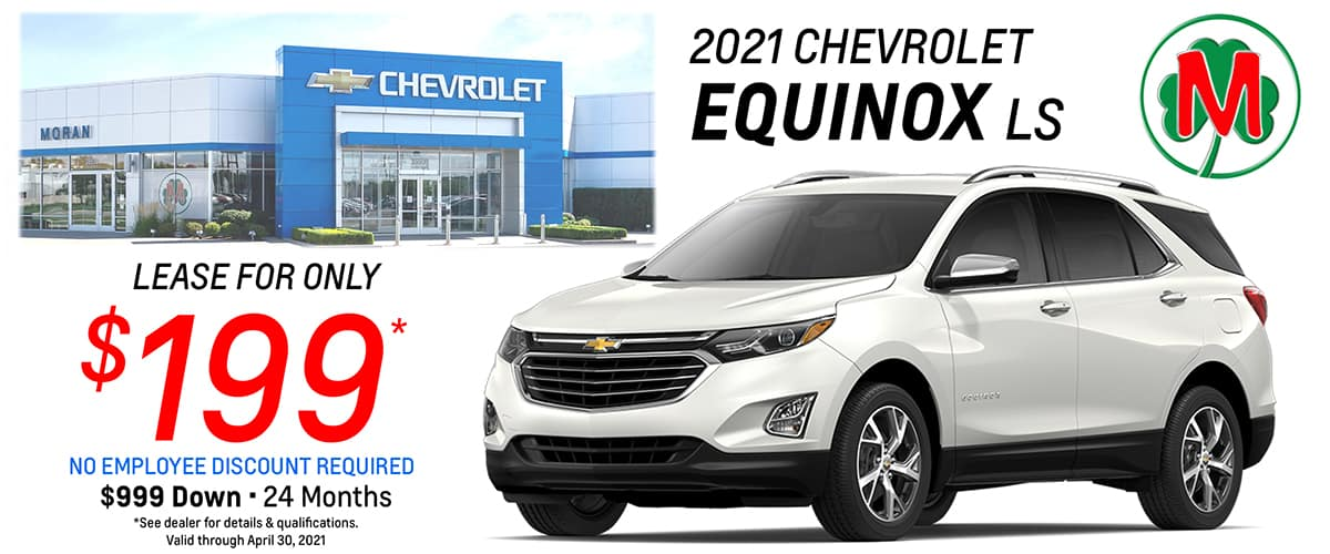 1200 Chevy Equinox April 2021 CT