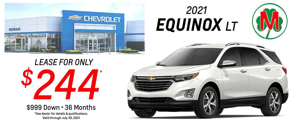 1200 Chevy Equinox June 2021 CT
