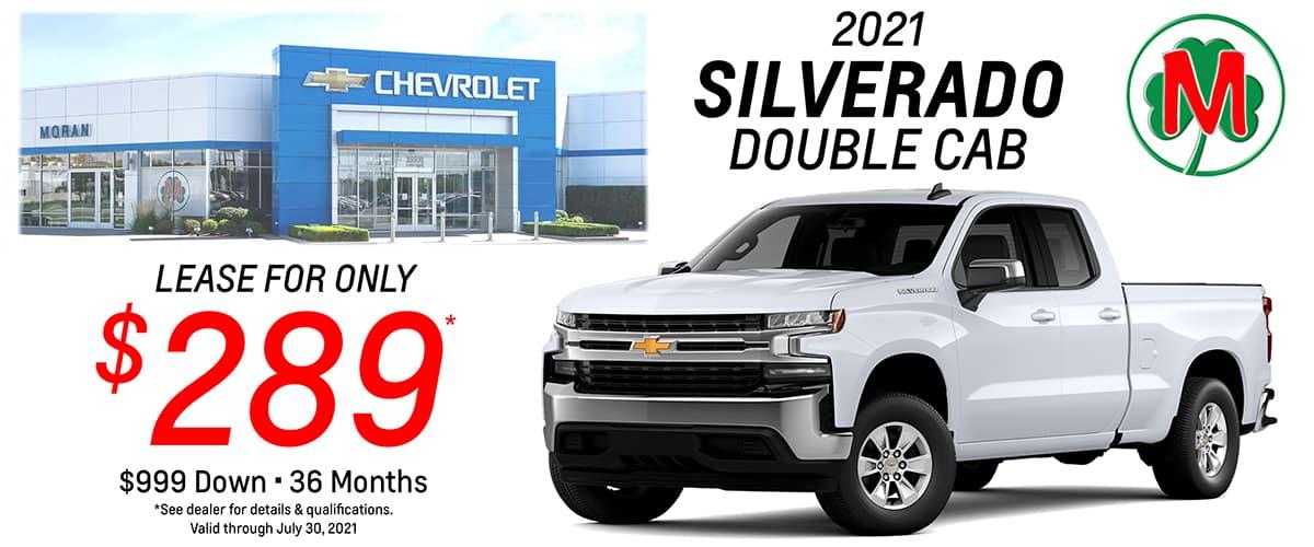 1200 Chevy Silverado DC July 2021 CT