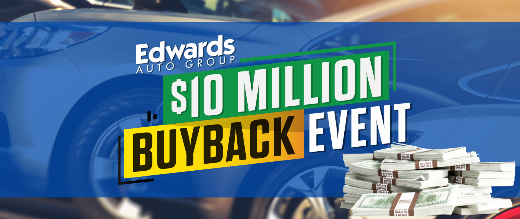 Auto Group 10 Million BuyBack event