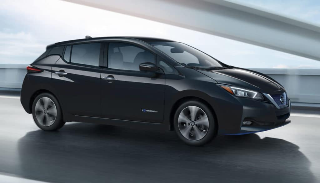 New 2020 LEAF SV PLUS