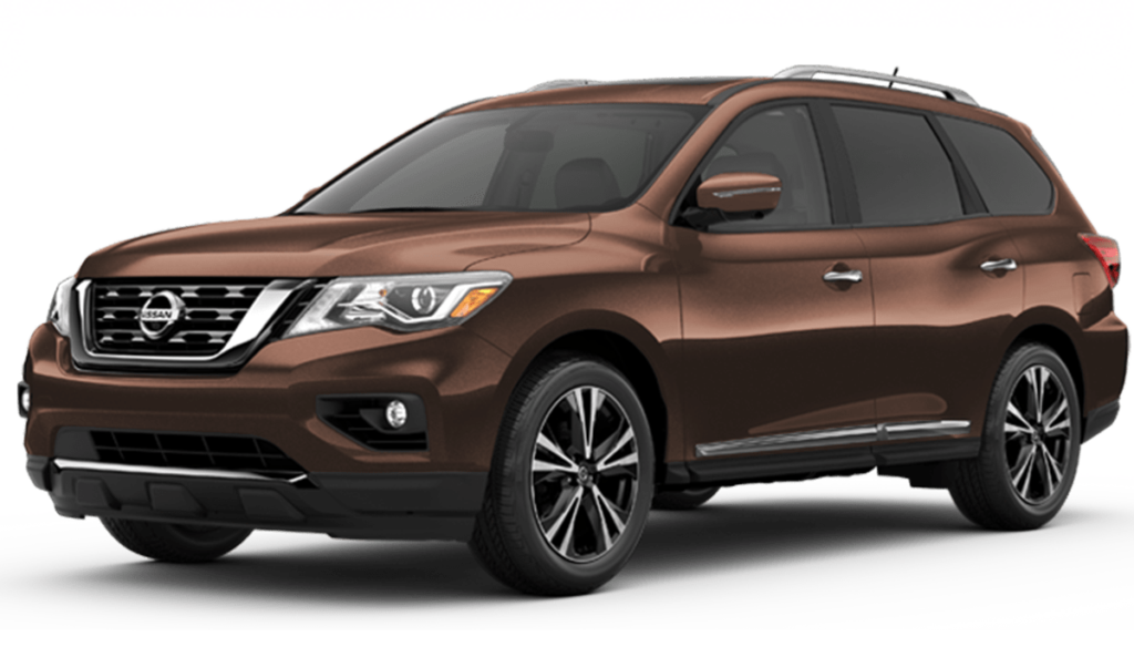 New 2020 Pathfinder S