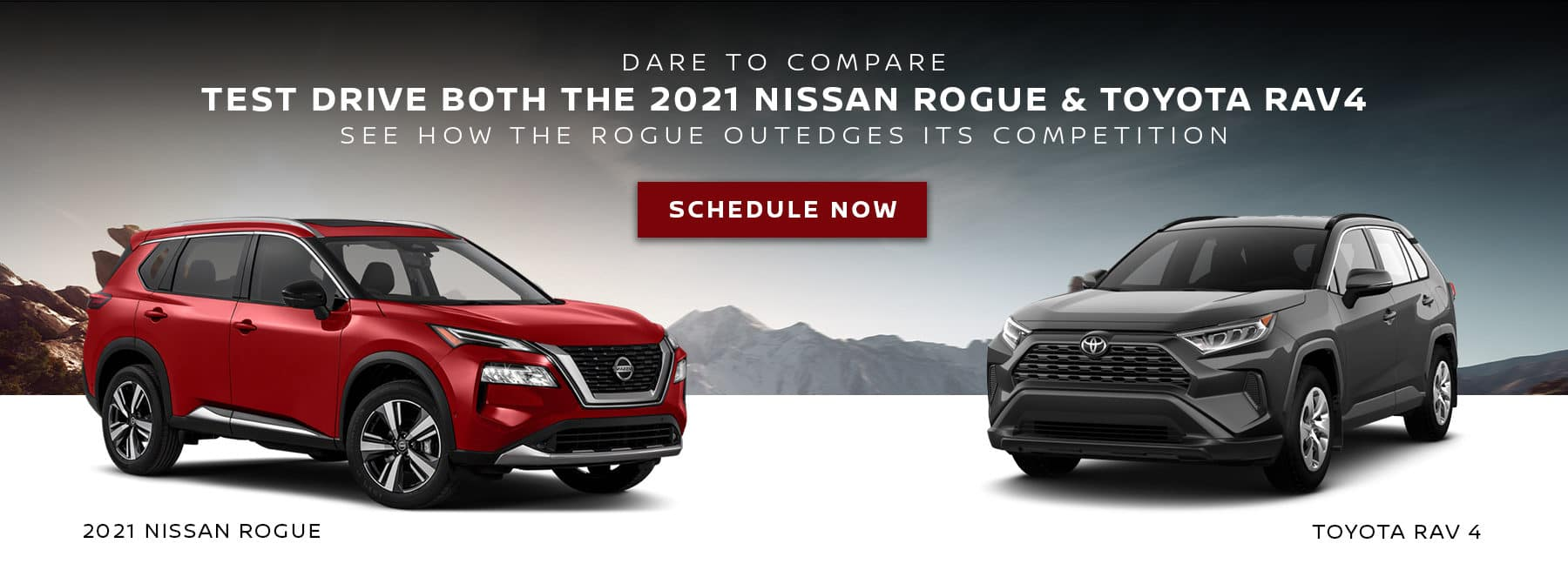 2021 Rogue Test Drive Event