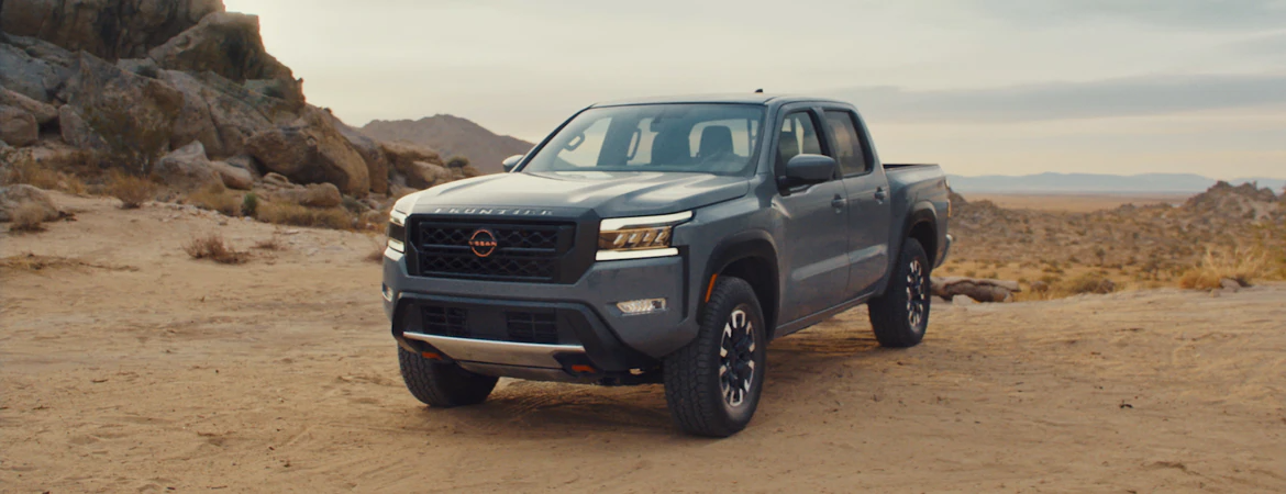 all-new-2022-nissan-frontier-video