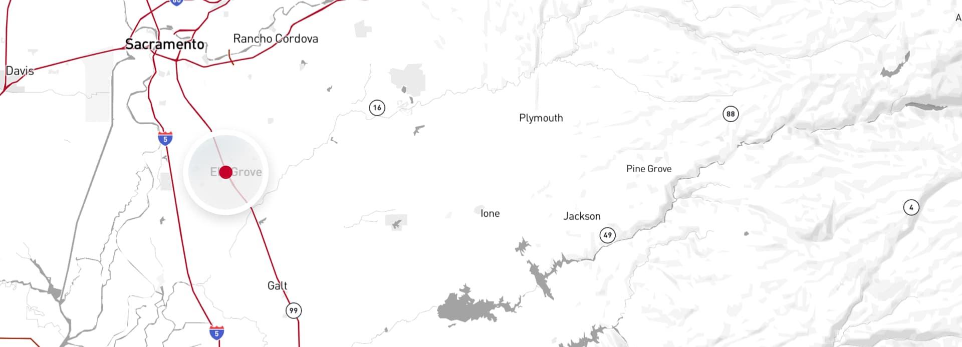 NissanElkGrove_Map