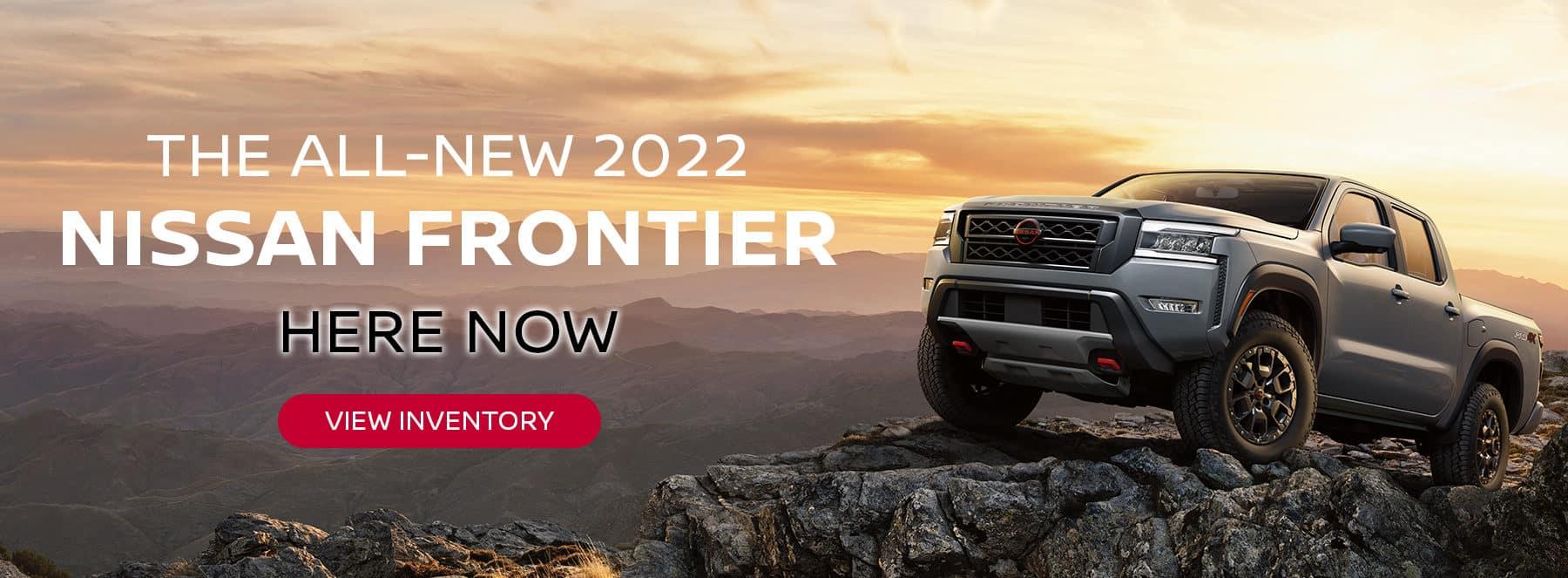 2022 frontier