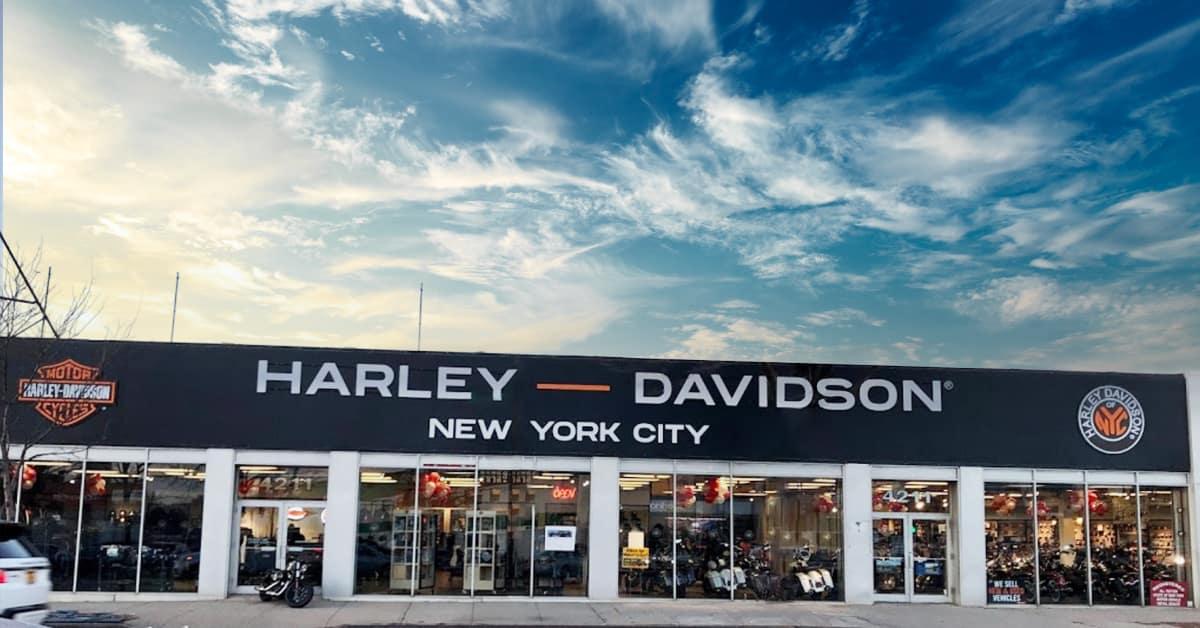 NYCHD Harley-Davidson Near Me