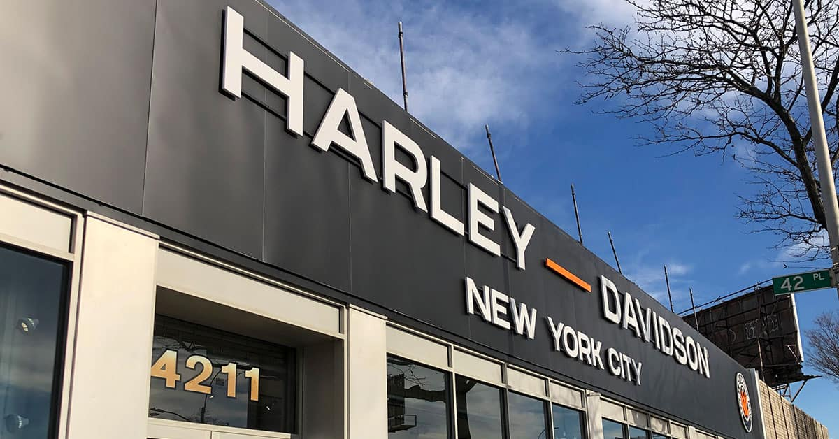 Harley-Davidson in Queens NYC