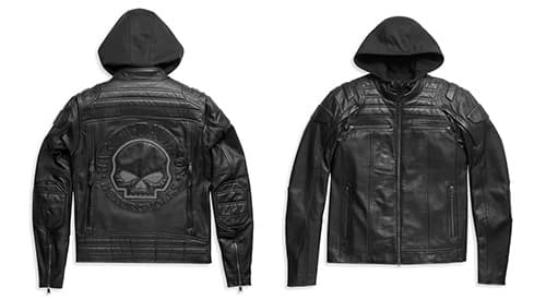98003-21VM - Harley Men's Auroral II 3-in-1 Leather Jacket