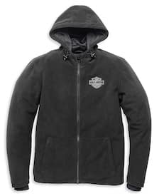 98116-21VM - Harley Men's Roadway Waterproof Fleece Jacket