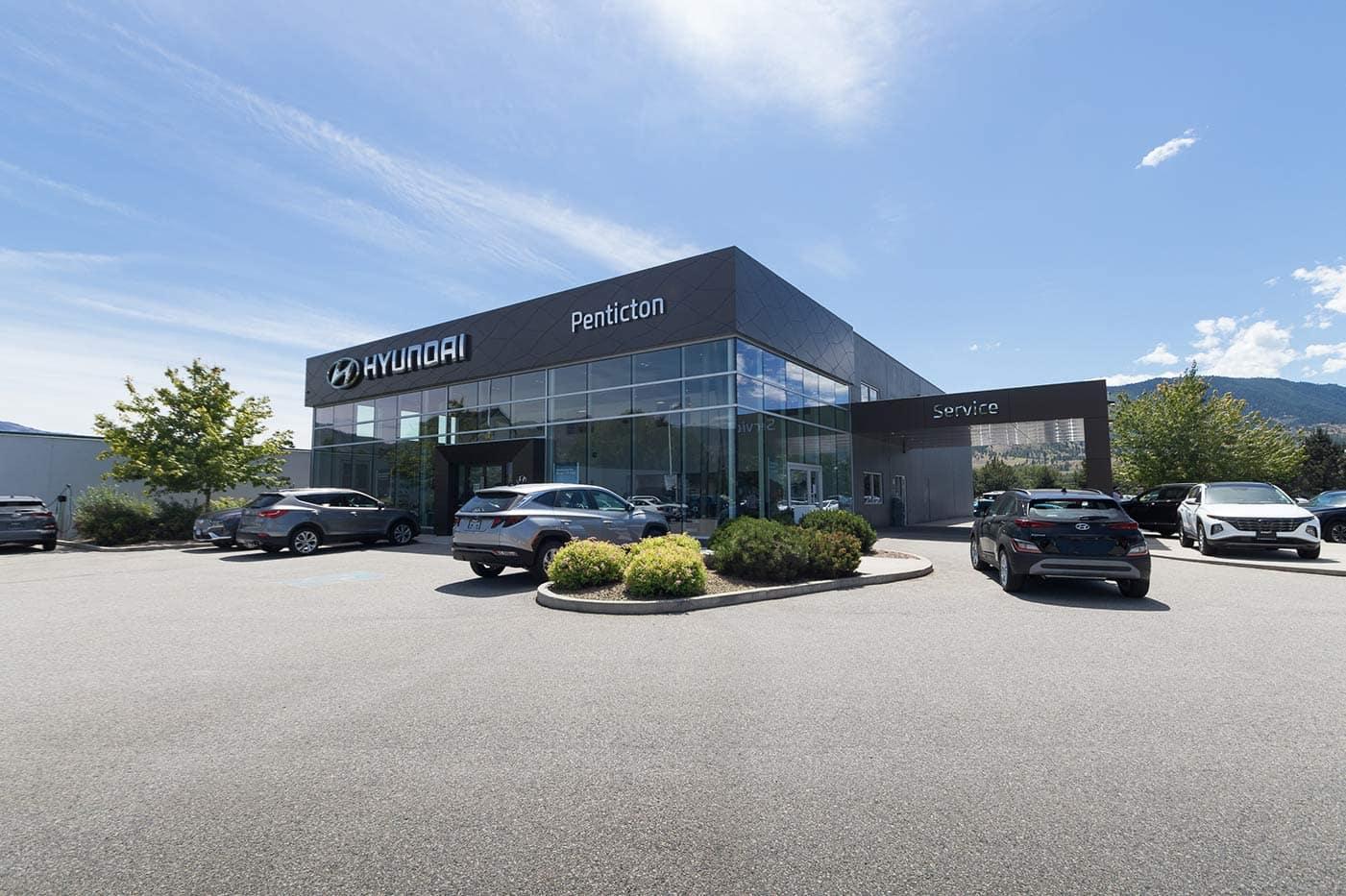 Welcome to Penticton Hyundai