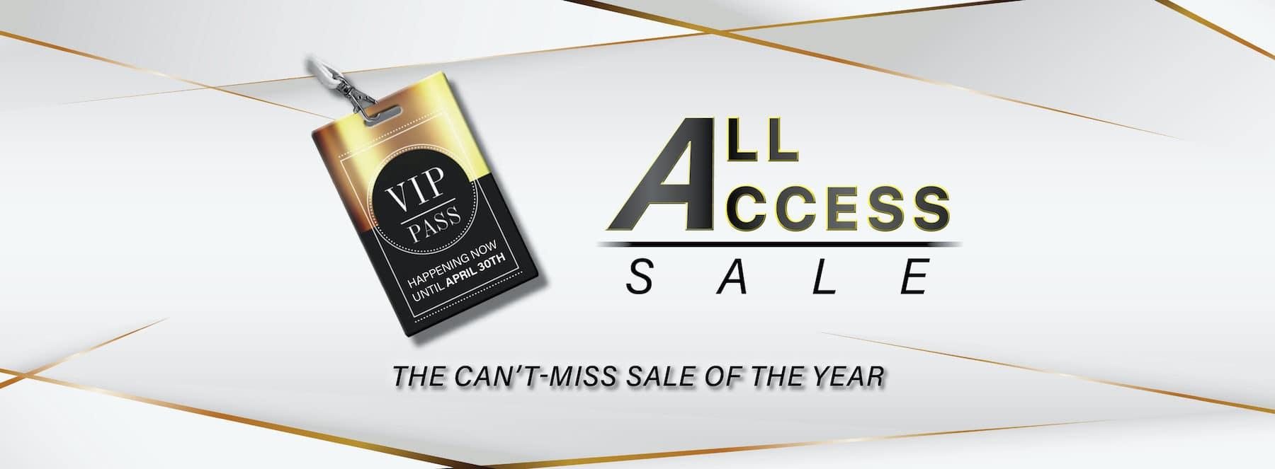 VIP All Access