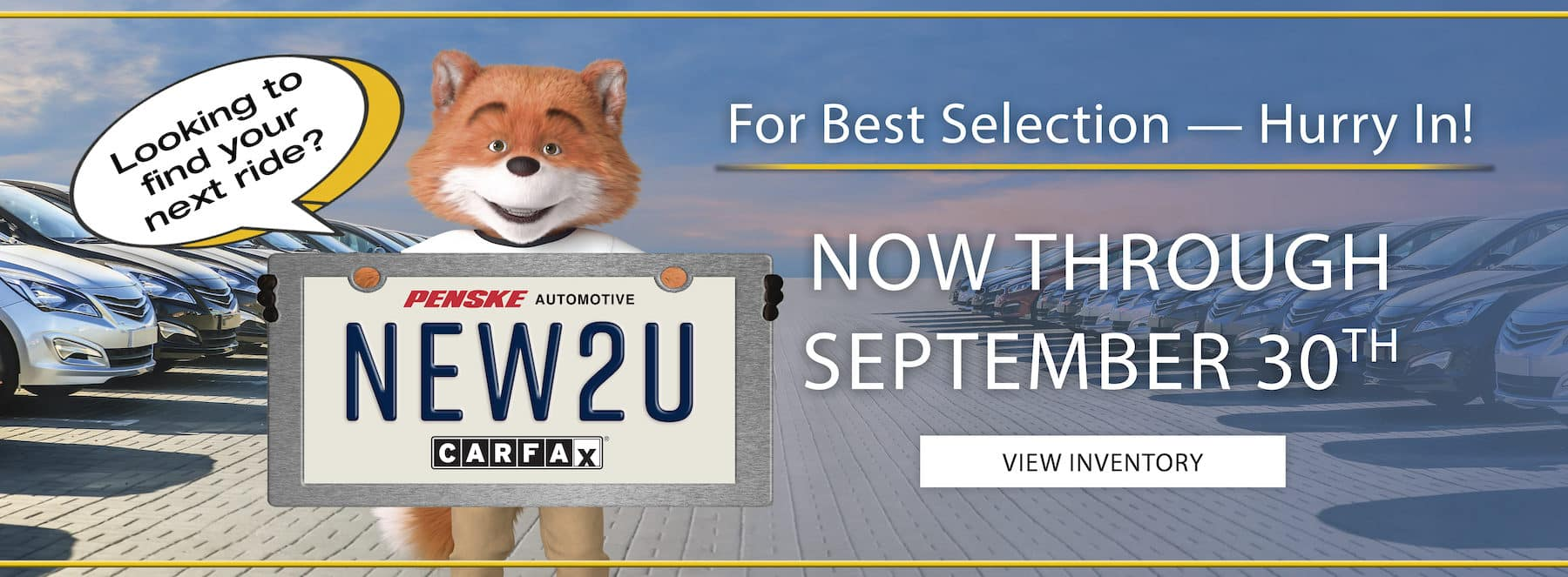 New 2 You CarFax