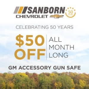 50 off gun safe