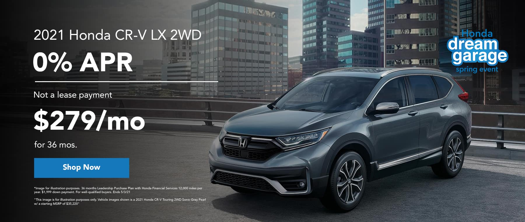 2021 Civic LX lease offer