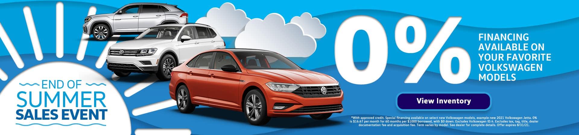 2021 Volkswagen Models for sale in Brandon, FL