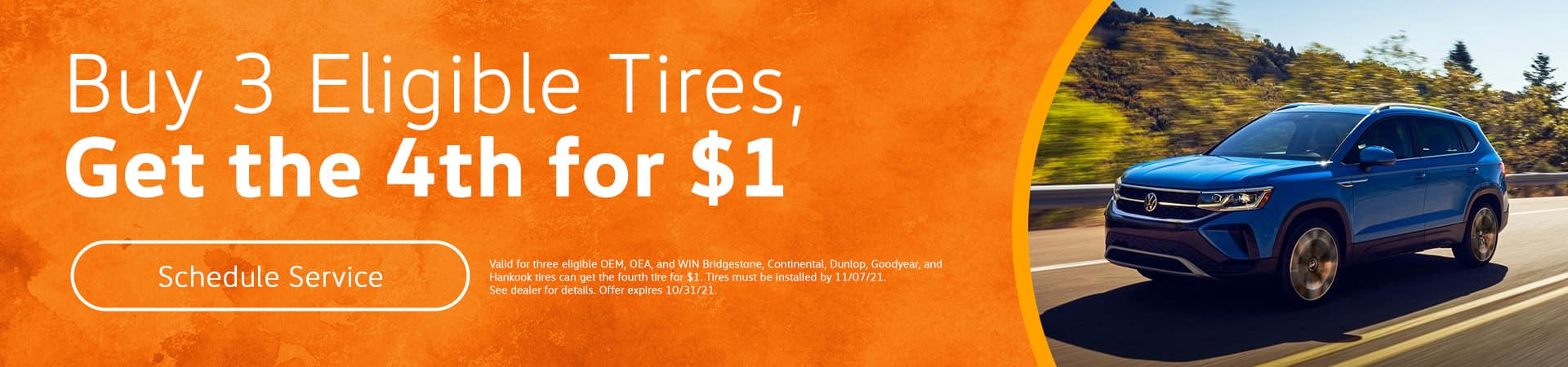 Tire Special in Tampa, FL