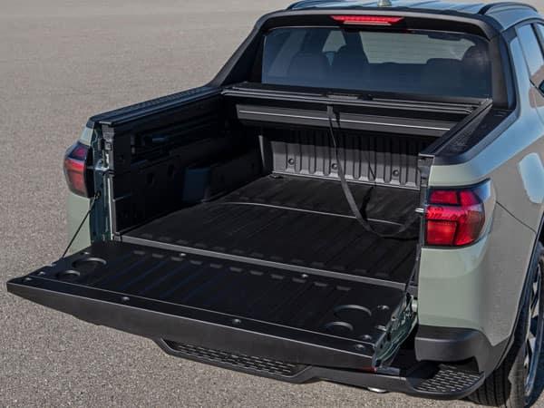 2022 Hyundai Santa Cruz Truck Bed