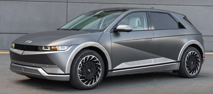 2022 Hyundai IONIQ 5 Electric CUV