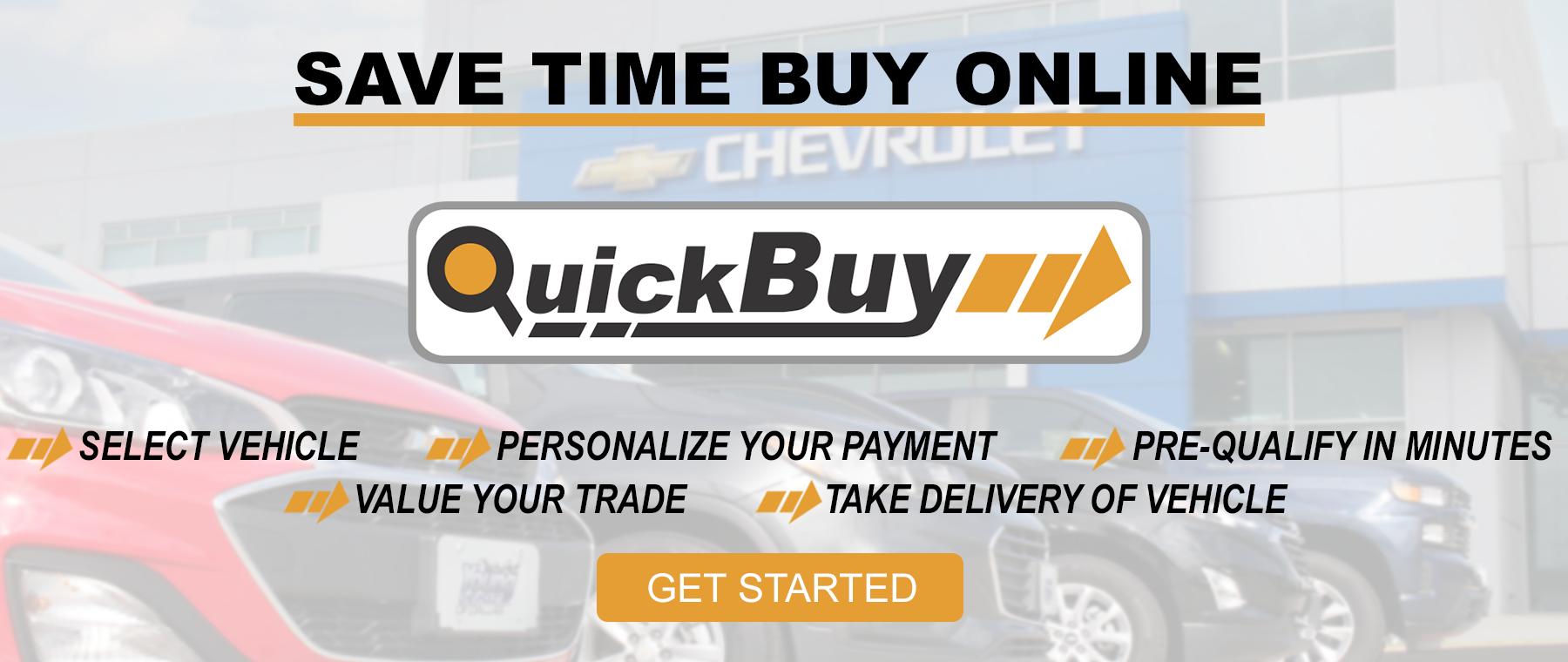 quickbuy banner